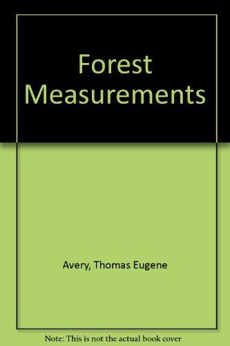 9780071132046: Forest Measurements
