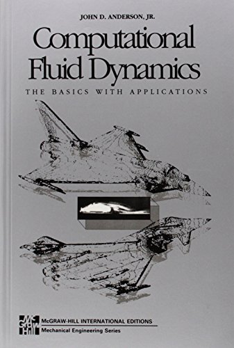 9780071132107: Computational Fluid Dynamics (McGraw-Hill International Editions: Mechanical Engineering Series)