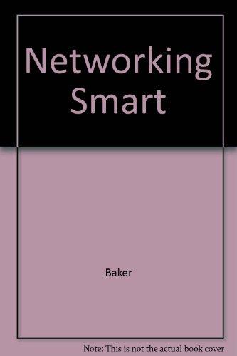 9780071132282: Networking Smart