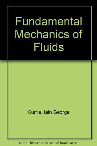 9780071132428: Fundamental Mechanics of Fluids