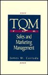9780071132473: Tqm for Sales and Marketing Management