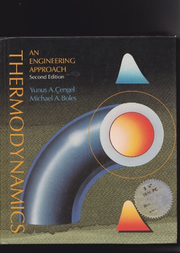9780071132497: Thermodynamics: An Engineering Approach