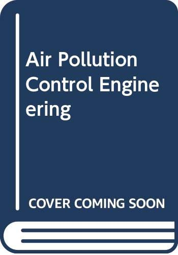 9780071132732: Air Pollution Control Engineering (McGraw-Hill International Editions: Civil Engineering Series)