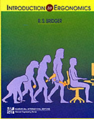 9780071132947: Introduction to Ergonomics