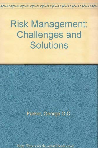 9780071132992: Risk Management: Challenges and Solutions