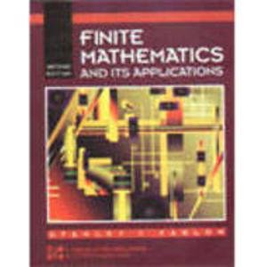 9780071133098: Finite Mathematics and Its Applications