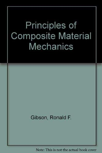 9780071133357: Principles of Composite Material Mechanics