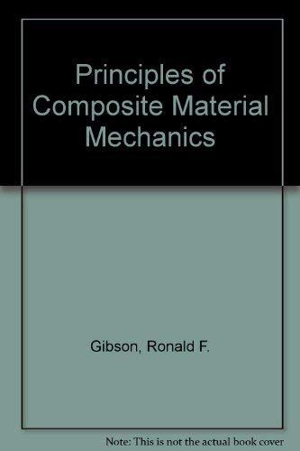 9780071133357: Principles of Composite Material Mechanics