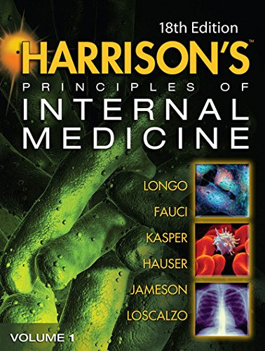 Harrison's Principles of Internal Medicine International Edition: Isselbacher, Braunwald, ...