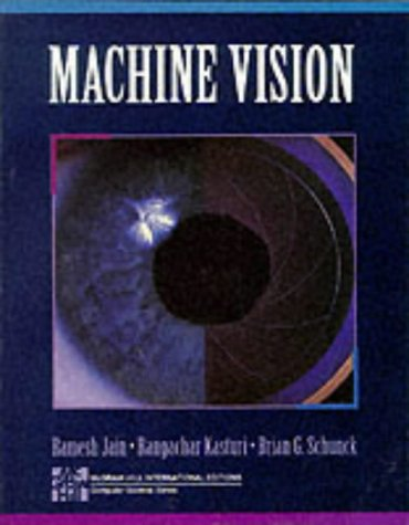 9780071134071: Introduction to Machine Vision