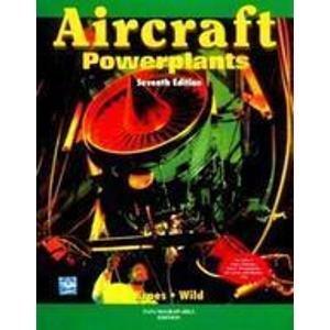 9780071134293: Aircraft Powerplants (Glencoe Aviation Technology)