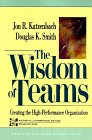 9780071134392: Wisdom of Teams