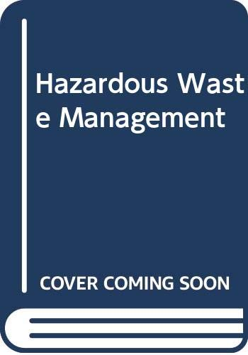 9780071134545: Hazardous Waste Management