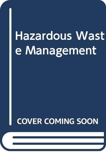 9780071134545: Hazardous Waste Management