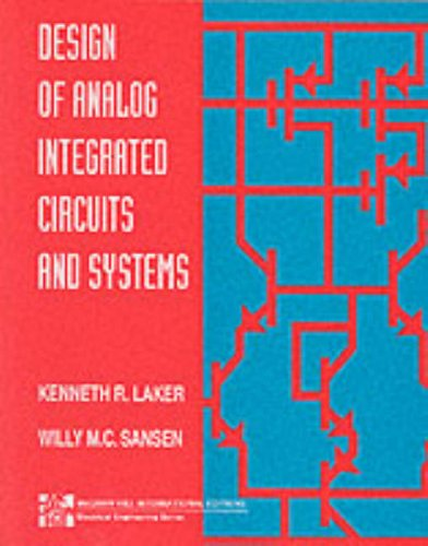 9780071134583: Design of Analog Integrated Circuits and Systems