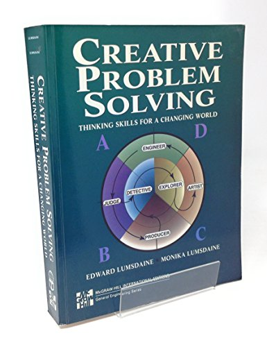 9780071134781: Creative Problem Solving: Thinking Skills for a Changing World