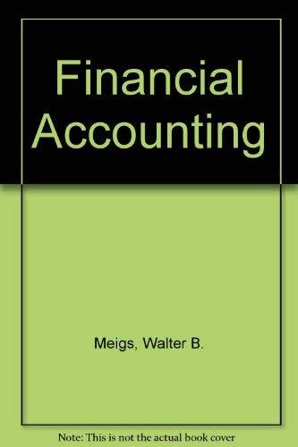 9780071135108: Financial Accounting