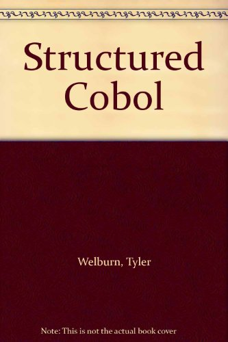 9780071135443: Structured Cobol