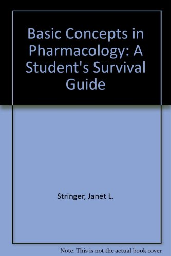 9780071135764: Basic Concepts in Pharmacology: A Student's Survival Guide