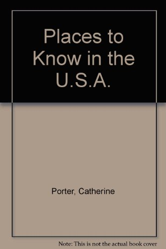 9780071135955: Places to Know in the USA (ESL) -Ise