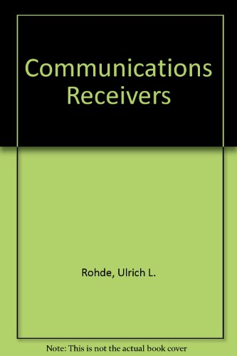 9780071136365: Communications Receivers