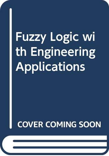 9780071136372: Fuzzy Logic with Engineering Applications