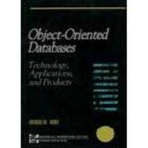 9780071136426: Object-oriented Databases: Technology, Applications and Products (Database Experts)