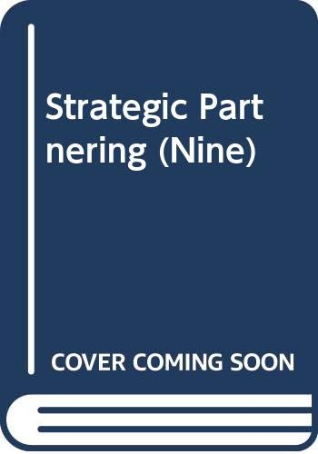 9780071136808: Strategic Partnering (Nine)