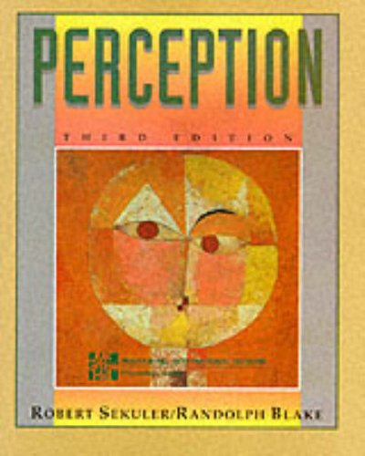 9780071136839: Perception