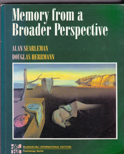 9780071136952: Douglas Memory from a Broader Perspective