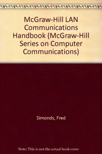 9780071137492: McGraw-Hill Lan Communication Hb -Nine