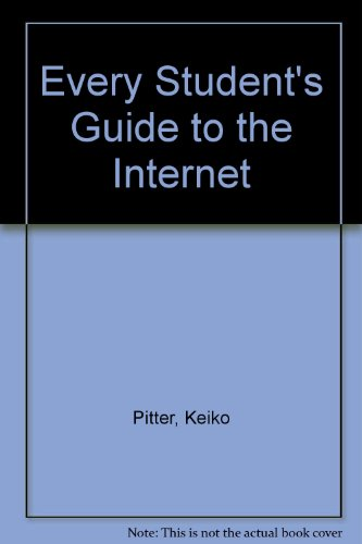 9780071138062: Every Student's Guide to the Internet