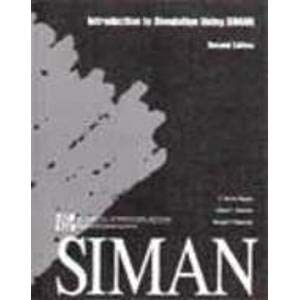 9780071138109: Introduction to Simulation Using Siman