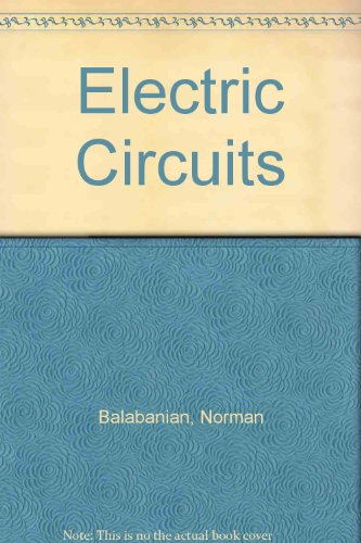 9780071138475: Electric Circuits