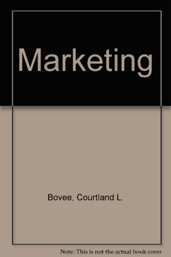 9780071138505: Marketing