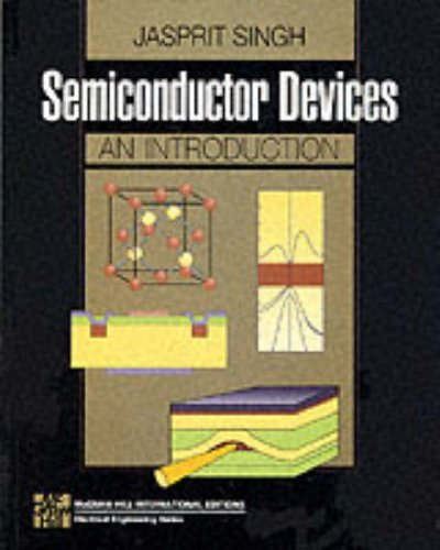 9780071139069: Semiconductor Devices: An Introduction