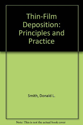 9780071139137: Thin-Film Deposition: Principles and Practice