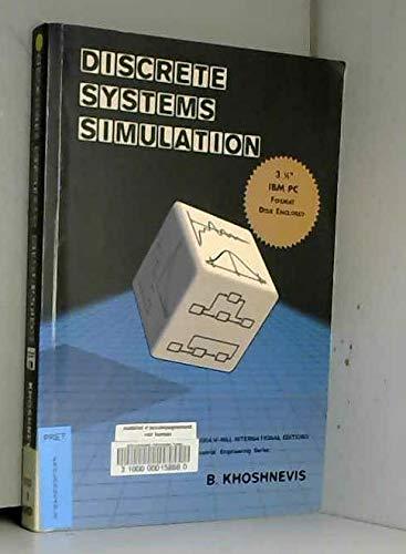 9780071139250: Discrete Systems Simulation