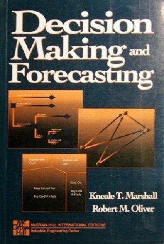 9780071139700: Decision Analysis and Forecasting
