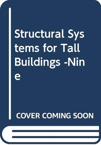 9780071139731: Structural Systems for Tall Buildings -Nine