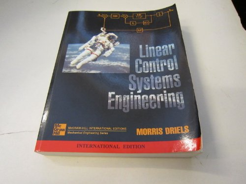 9780071139977: Linear Control Systems Engineering