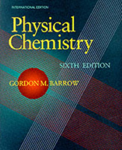 9780071140485: Physical Chemistry