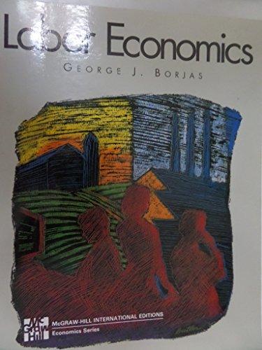 9780071140669: Labor Economics (McGraw-Hill International Editions Series)