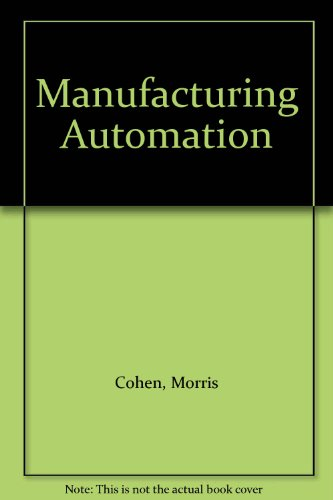 9780071141321: Manufacturing Automation