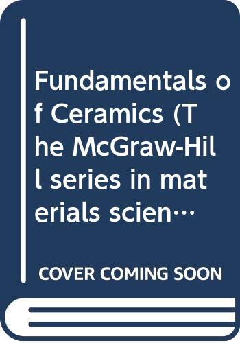 9780071141840: Fundamentals of Ceramics