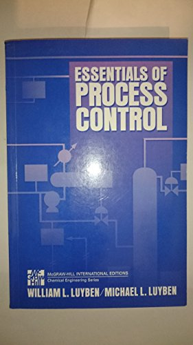 9780071141932: Essentials of Process Control