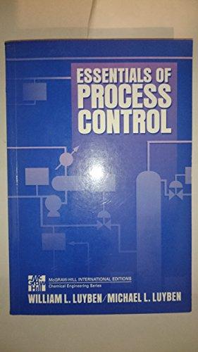 9780071141932: Essentials of Process Control