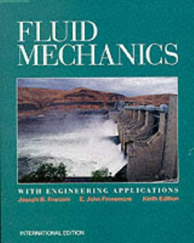 9780071142144: Fluid Mechanics with Engineering Applications