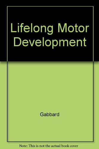 9780071142687: Lifelong Motor Development