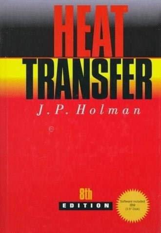 9780071143202: Heat Transfer